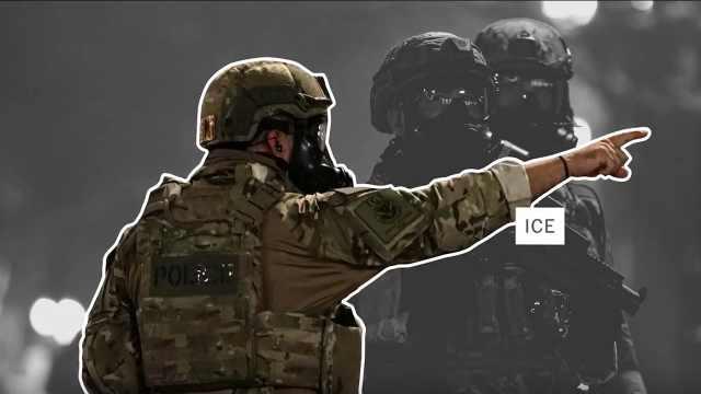 联邦军警滥用暴力震惊全美,波特兰为何引爆新一轮全国抗议