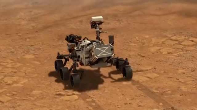 2分钟看懂:NASA毅力号探测器将如何寻找火星生命?