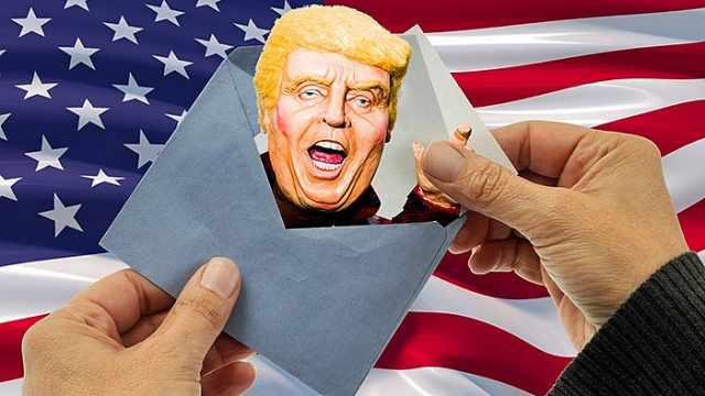 美国这一年 选举制度被政治化:详解特朗普为何反对邮寄投票