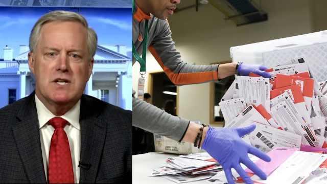 白宫官员称大选11月3日如期举行,辩称邮寄投票将致结果延迟