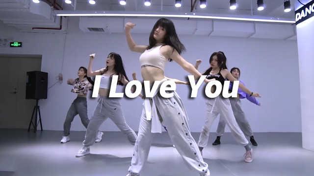 伊藤编舞《I Love You》,动感爵士