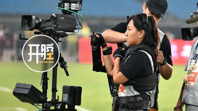 女摄影师邓璐开腔丨摄影能给演员的演技加分