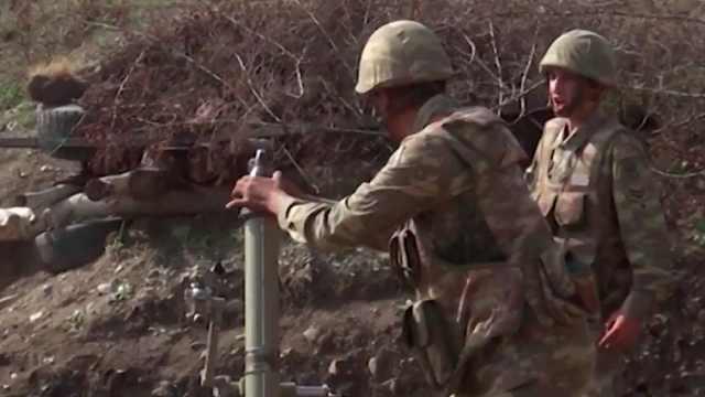 武器与信息之战:阿塞拜疆亚美尼亚冲突扩大,土耳其中东介入