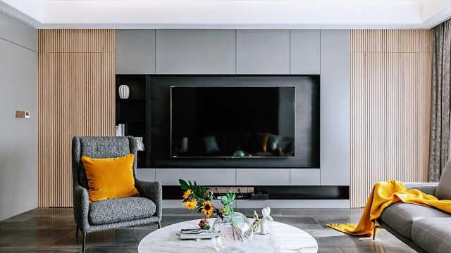 房子装修,电视背景墙这样设计,每一种都比大白墙好看!
