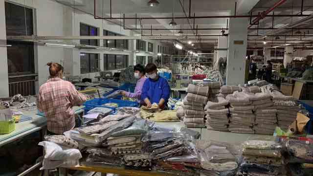 印度大批纺织订单转手中国,多家工厂称已排到明年三四月