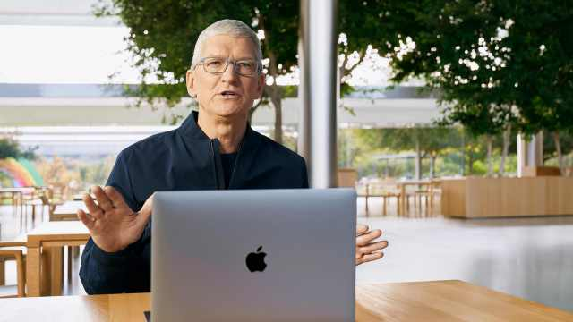 苹果季度营收首破1000亿美元,苹果设备全球超过16.5亿部