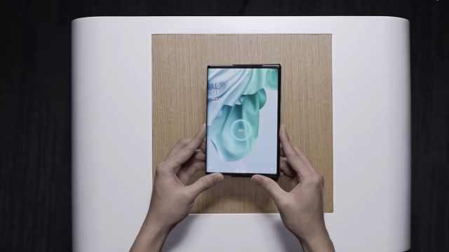 卷轴屏加隔空充电,是未来手机该有的样子吗?