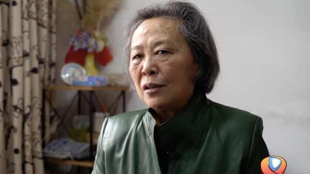 六旬妈妈为听障者做代言人四十年