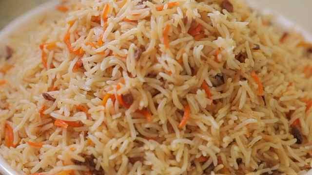 阿富汗特色美食