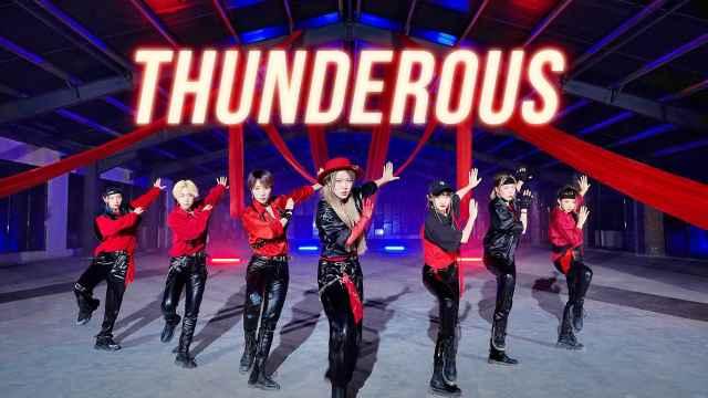 男友力MAX的女生版Stray Kids-Thunderous舞蹈翻跳