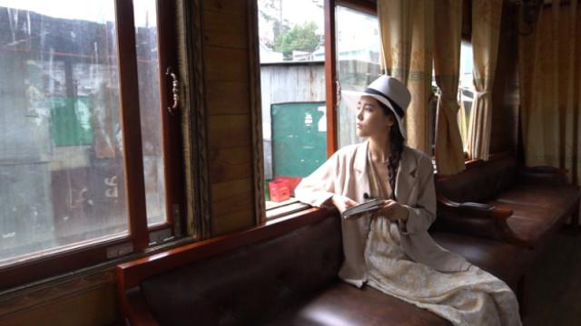 乘上老火车,感受杜拉斯笔下旧时光