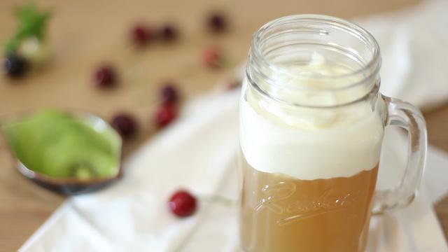 味蕾实验室丨红茶奶盖