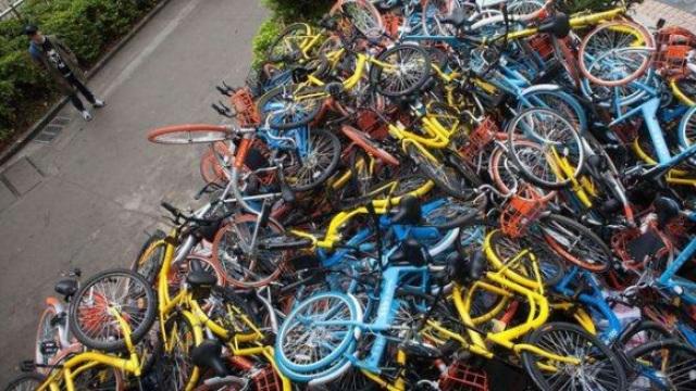 骑共享单车竟然会得传染病?!