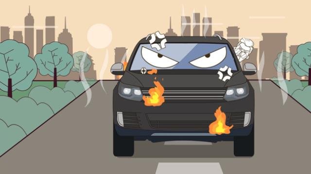 汽车自燃,到底是什么原因?