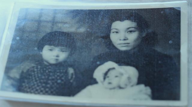 生活在东北的日本遗孤