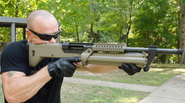 美国称这款枪是跨时代的武器