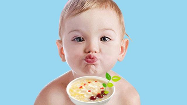 宝宝的辅食添加辅食信号