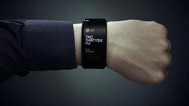 厉害,颠覆三观的智能手表