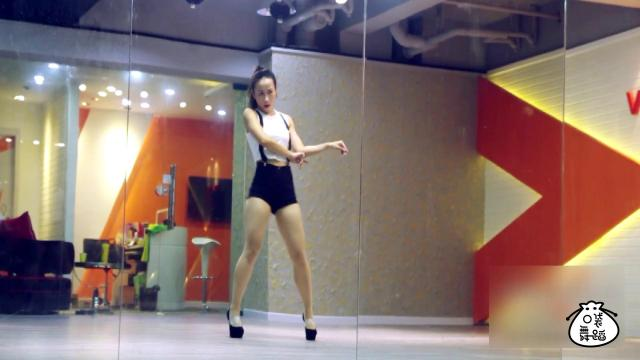 人气偶像女团T-ara专辑主打歌编舞