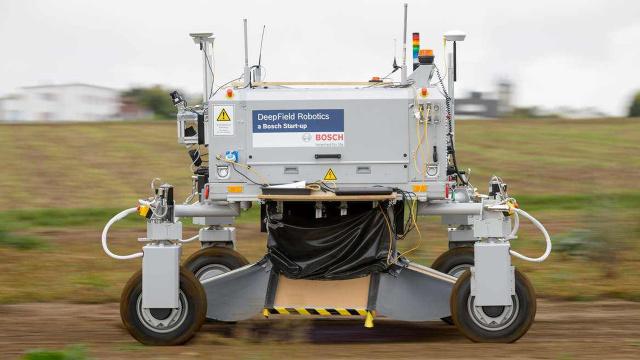 未来真要用机器人取代农民吗?
