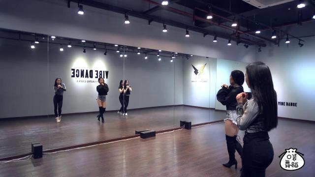 《company》舞蹈分解教学part 2