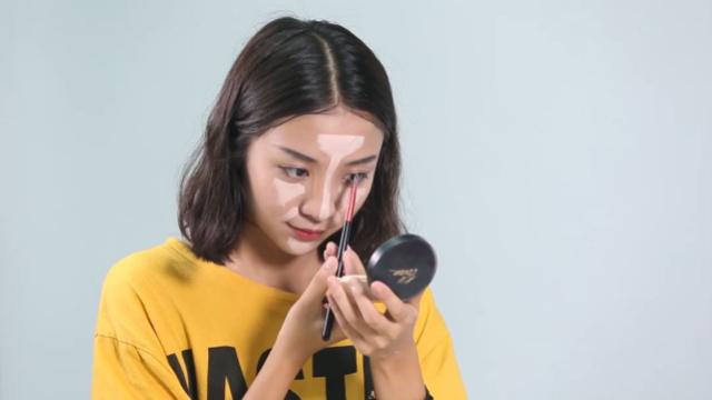 不同脸型如何修容才能让妆容更精致
