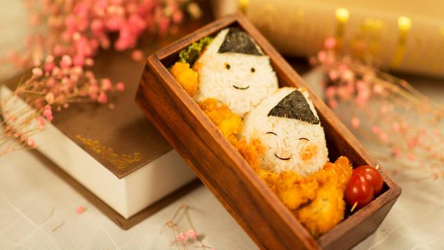 用一道菜找爱情,娃娃脸便当萌化你