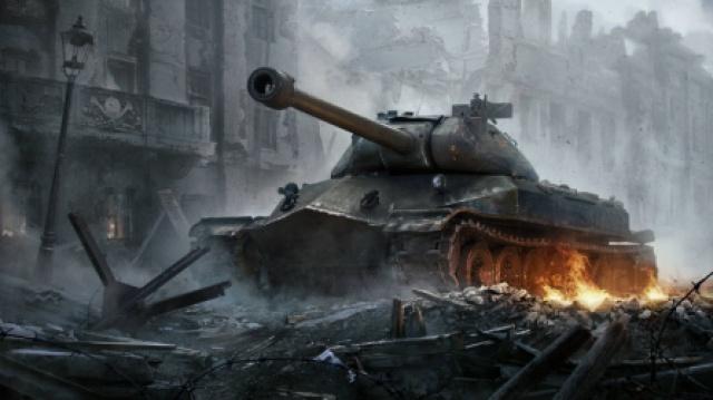 【武器排行榜2017】主战坦克排行榜