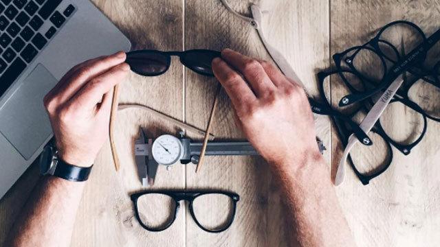 3D打印太阳镜,环保时尚两不误!