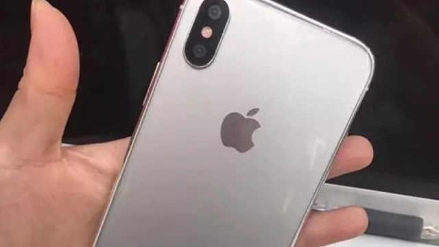 工信部披露苹果iPhone X配置与真机