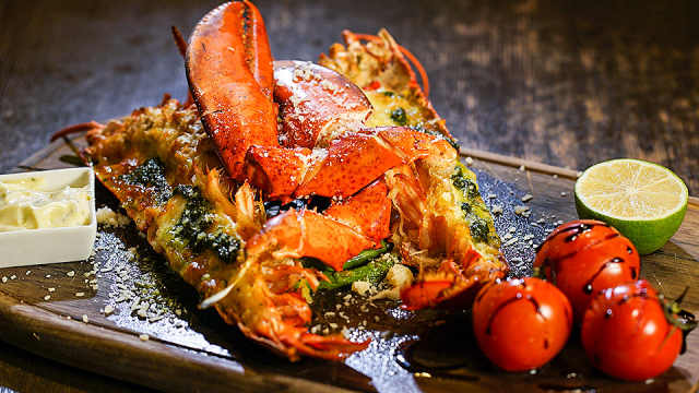 原来吃龙虾还能吃这么爽?