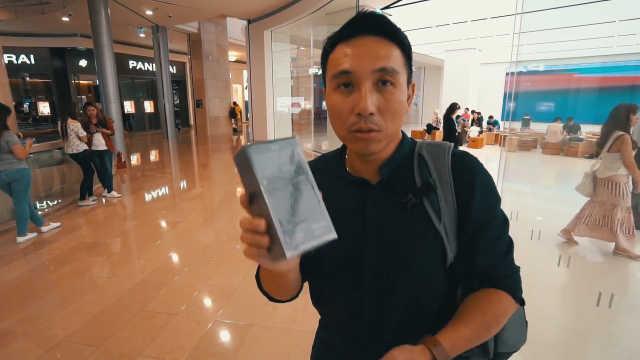 台湾购物体验分享