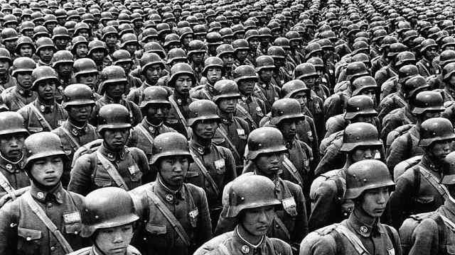"""二战后,中国为何没派""""驻日部队"""""""