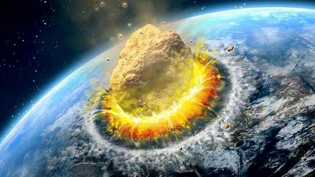 6600万年前地球经历过一次毁灭