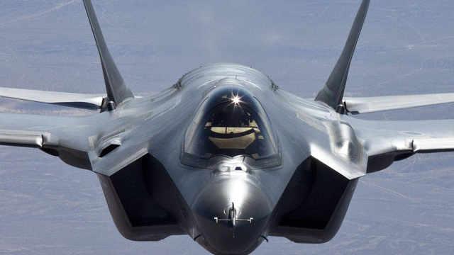 F35部署日本 4年内上战术核弹