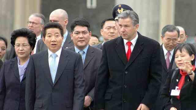 韩国总统们为何退休后都这么惨?