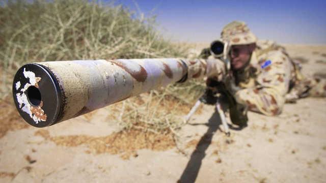 狙击作战原来还有这么多讲究?