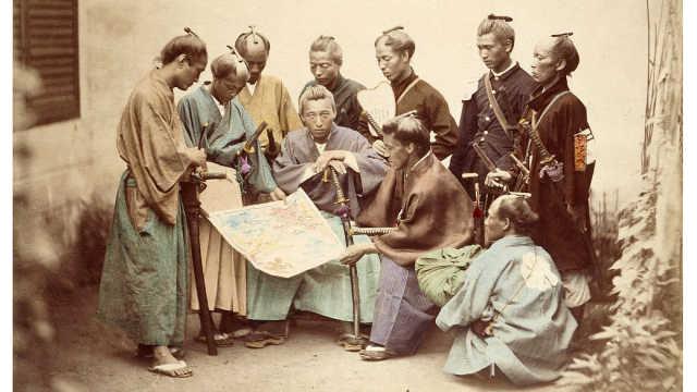 揭秘日本皇室血统历史