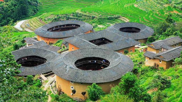 中国建筑奇观!曾被误认为核反应堆