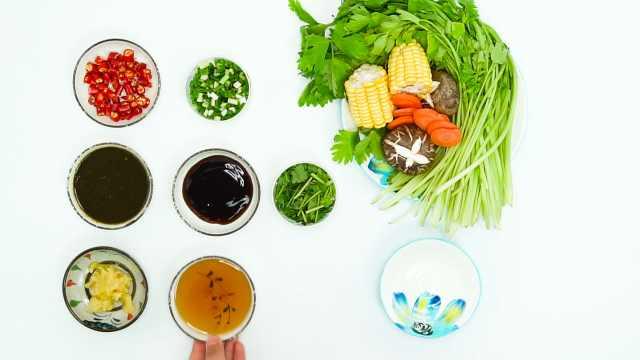亲测!这5种火锅蘸料最好吃!