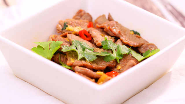 牛肉新吃法,好吃还暖胃!