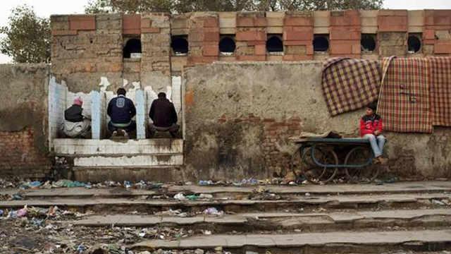 印度厕所为什么不分男女?