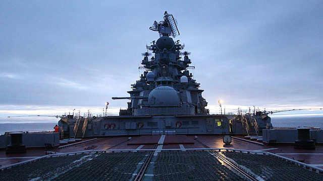 解析基洛夫级巡洋舰改造工作