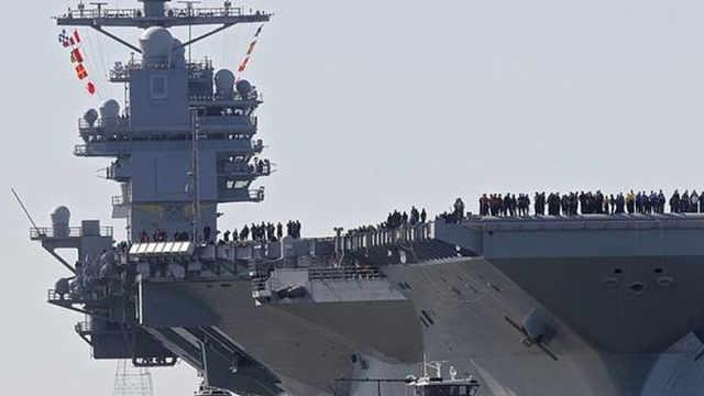 中国被劝放弃航母?真相曝光