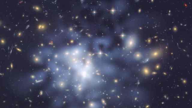 人类能自己创造暗物质吗?
