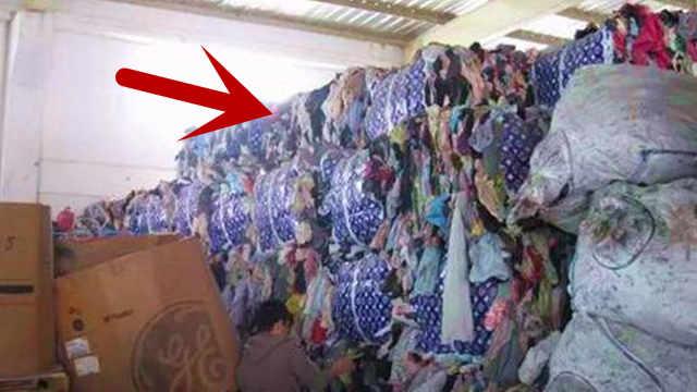 为什么网上的外贸衣服那么便宜?