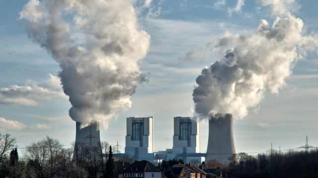 发电厂=烧开水?核电站工作的原理
