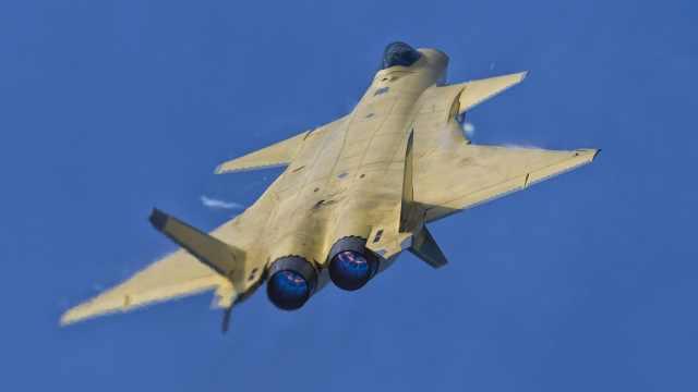 全球最强五款隐身战斗机