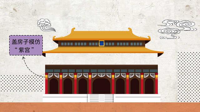 """故宫为什么要叫""""紫""""禁城?"""