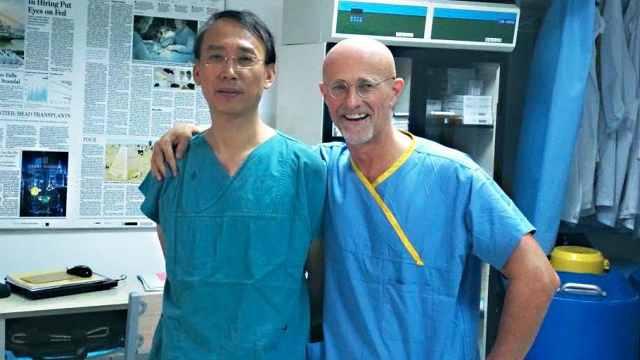 世界首创!中国专家完成换头手术
